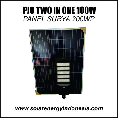 TWO IN ONE 100W 200WP